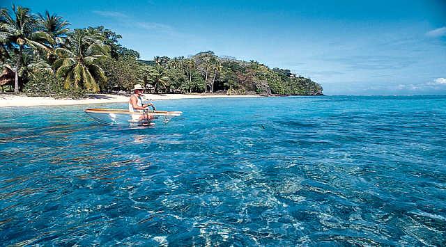 волны Фиджи