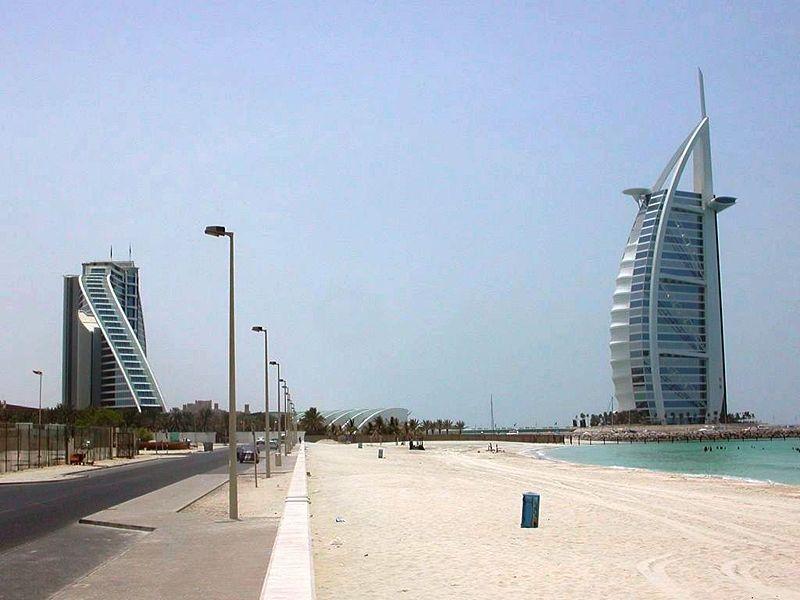 Бурдж-аль-Араб, Дубаи