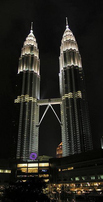 «Петронас Тауэрс», Куала-Лумпур