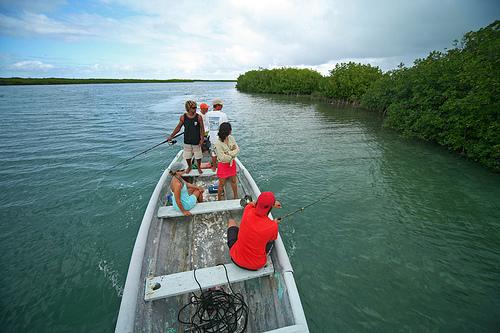 Рыбалка на Антигуа и Барбуда