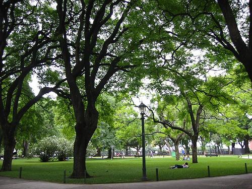 Центральный парк Буэнос-Айреса, Аргентина