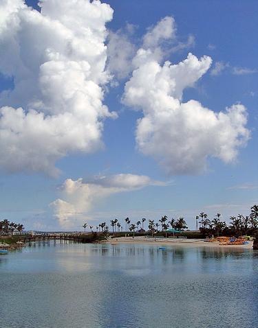 Солнечная погода на Багамах