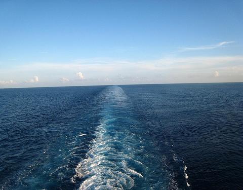 Катание на яхте на Багамах