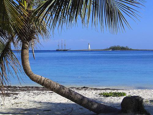 Рай на земле - Багамы