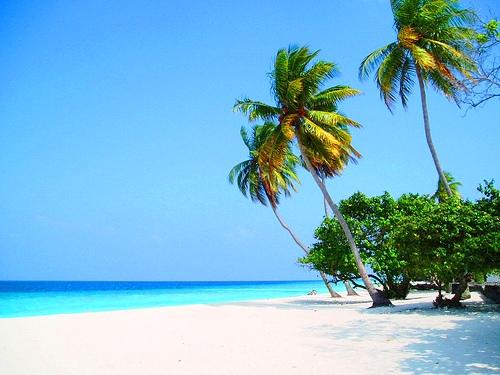 Песчано-океанское великолепие Багам