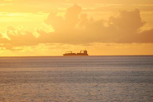 Вечер на Барбадосе