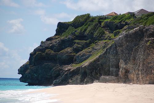Горная часть побережья Барбадоса