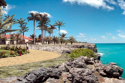Курортная зона Барбадоса
