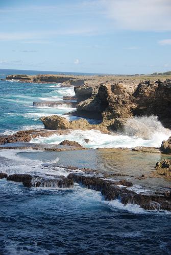 Завораживающие волны Барбадоса