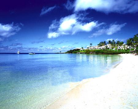 Залив Варвик на Бермудах