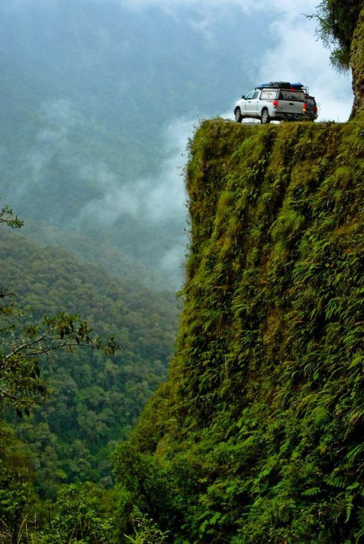 На пути к Андам в Боливии
