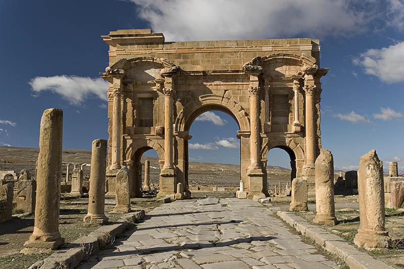 Алжир. Батна