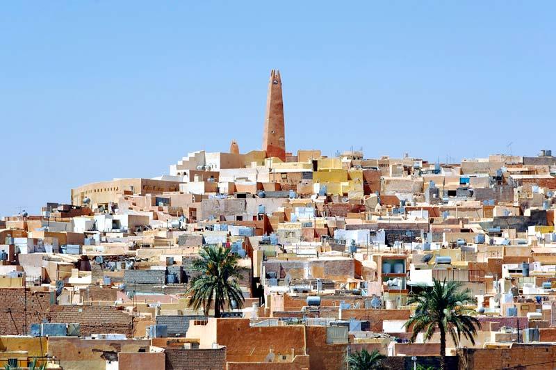 Алжир. Гардия