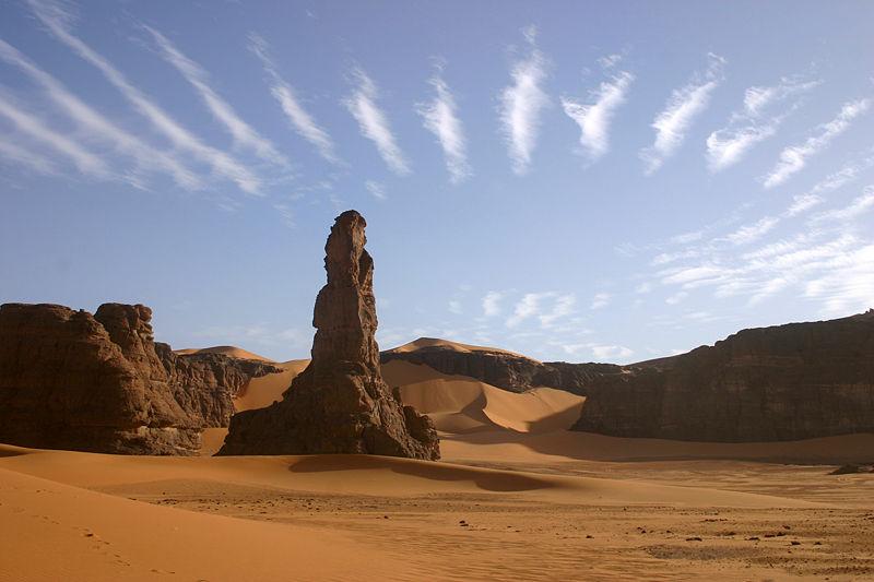 Алжир. Национальный парк Тассили