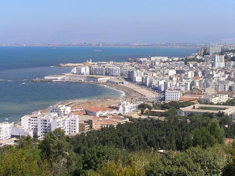 Алжир. Побережье Алжира