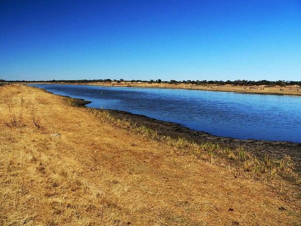 Ботсвана. Река Окаванго
