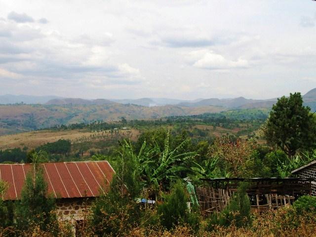 Бурунди. Деревня