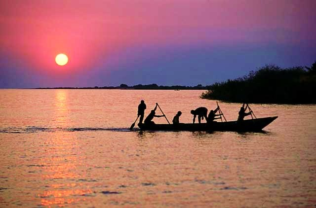 Бурунди. На озере Танганьика
