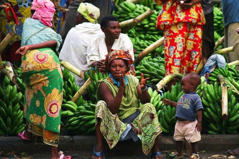 Бурунди. Рынок