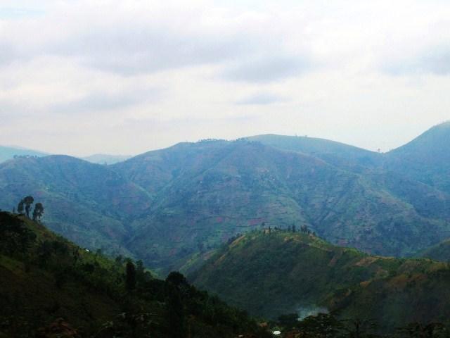Бурунди. Спуск к озеру Танганьика
