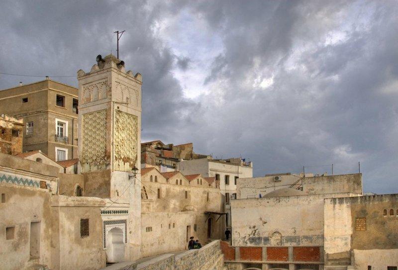 Алжир. Город Ксаба