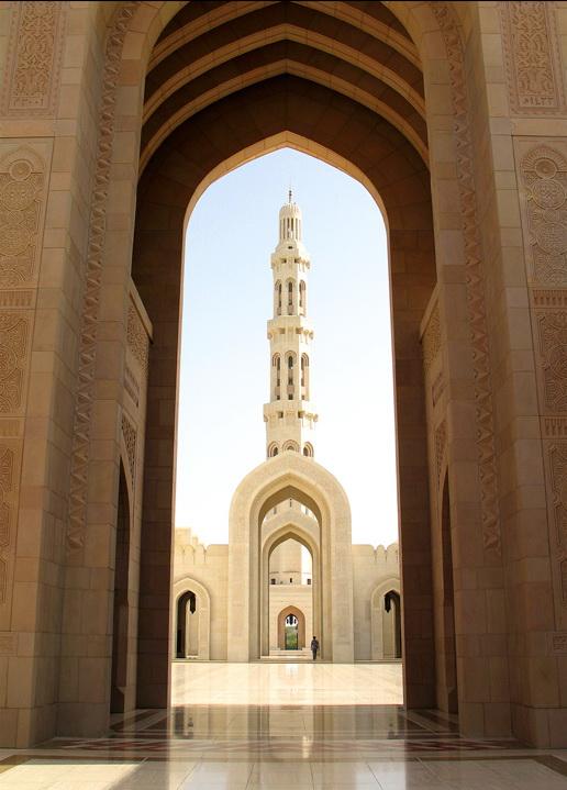 Самая большая мечеть страны