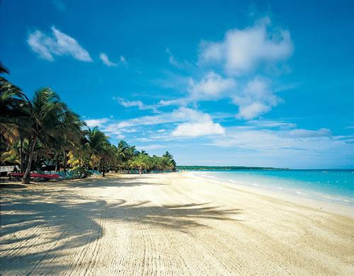 Песчаные пляжи Ямайки