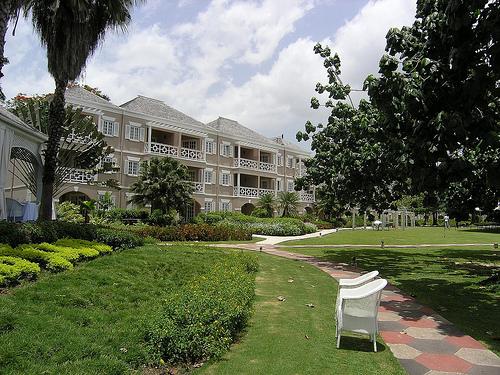 Курортная зона Ямайки