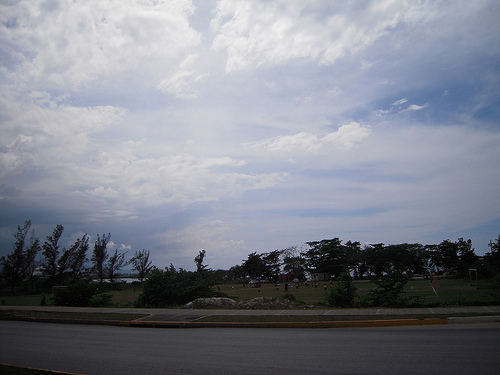Сумерки над Ямайкой