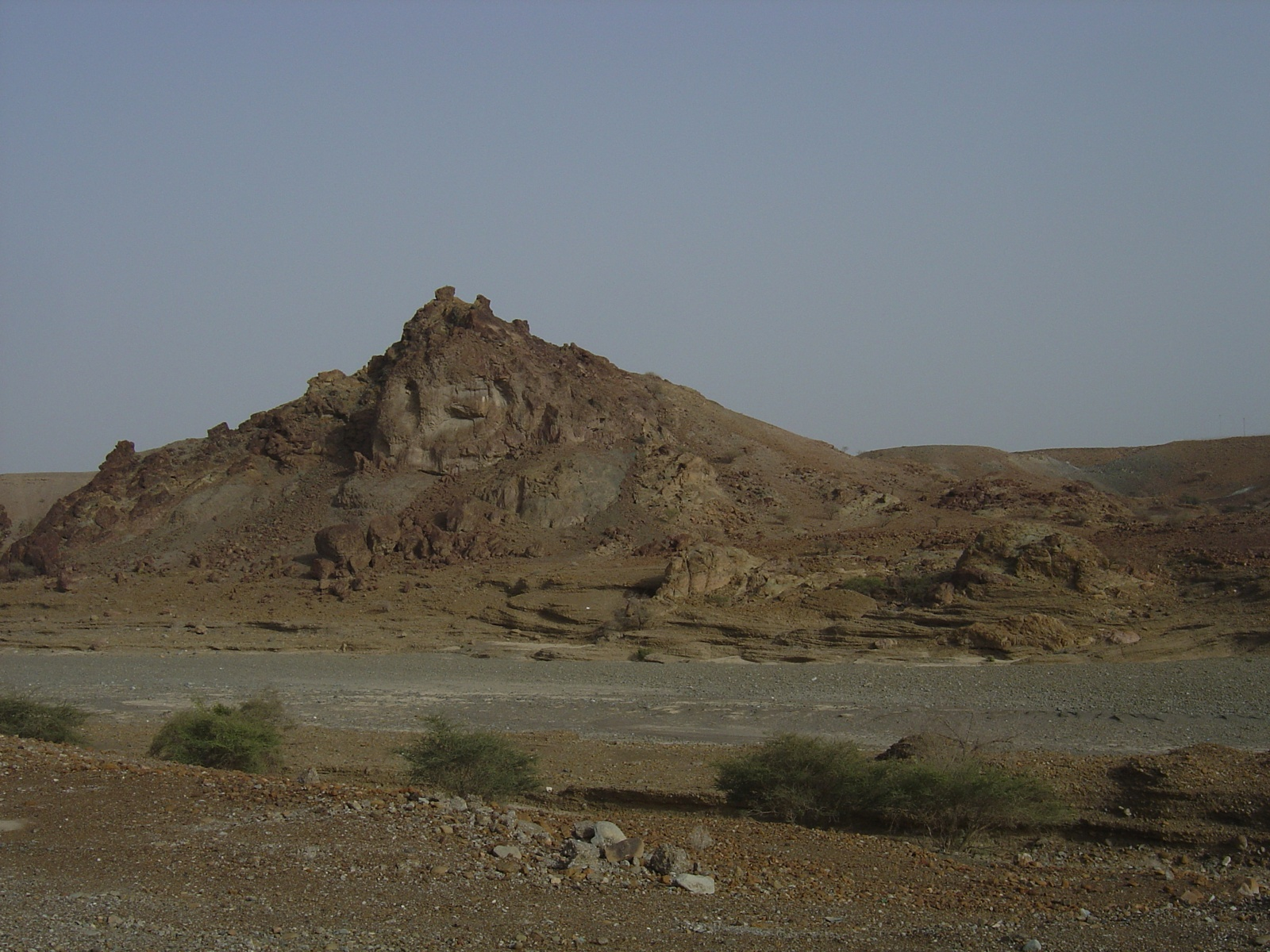 Оманские возвышенности