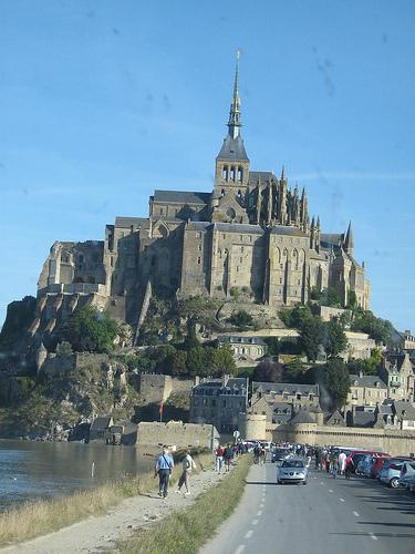 Красивейший замок в горах Сент-Льюиса