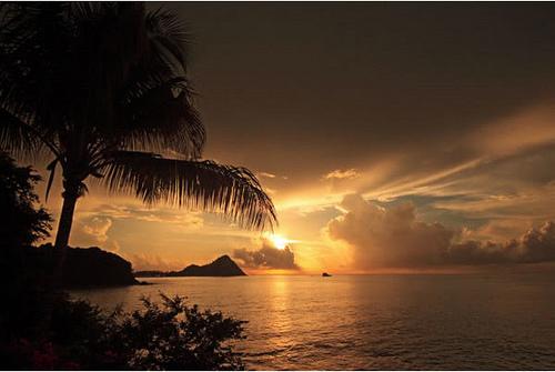 Закат над Сент-Льюисом