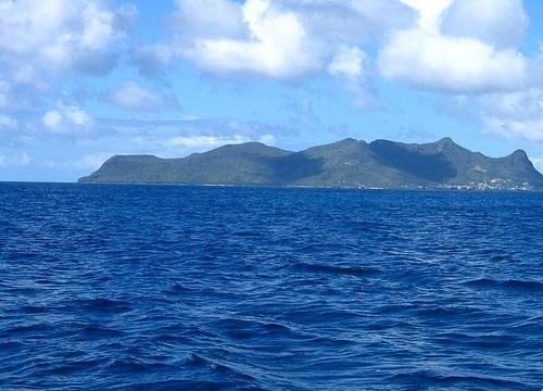 Океан, омывающий Тринидад и Тобаго