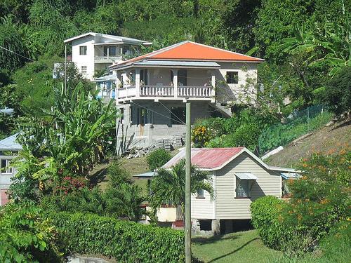 Курортная зона на Тринидад и Тобаго