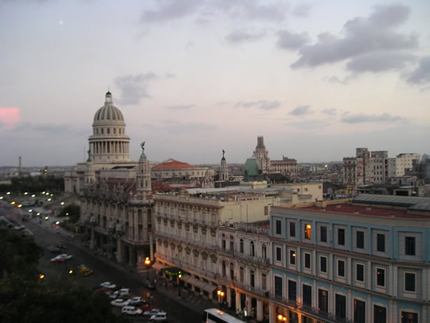 Столица Кубы - г. Гавана