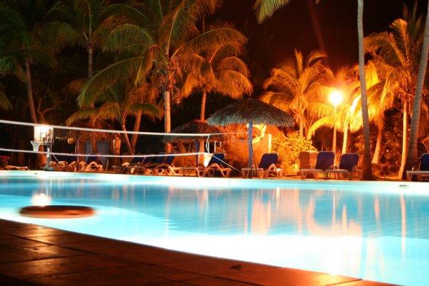 Курортная зона Кубы