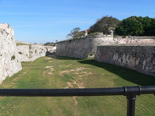 Вид на крепость Кубы