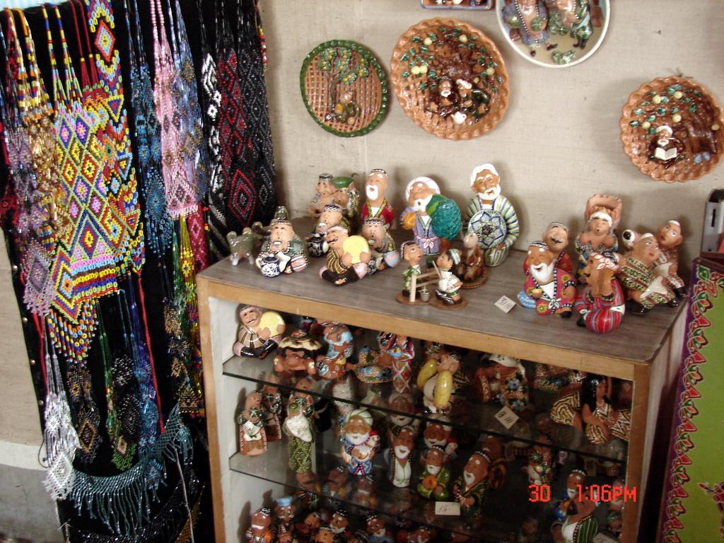 Что можно привезти в подарок из таджикистана