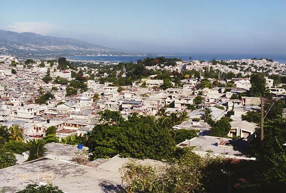 Городская жизнь Гаити