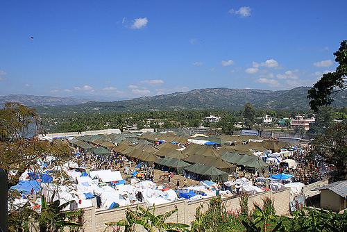 Столица Гаити - г.Порт-о-Пренс