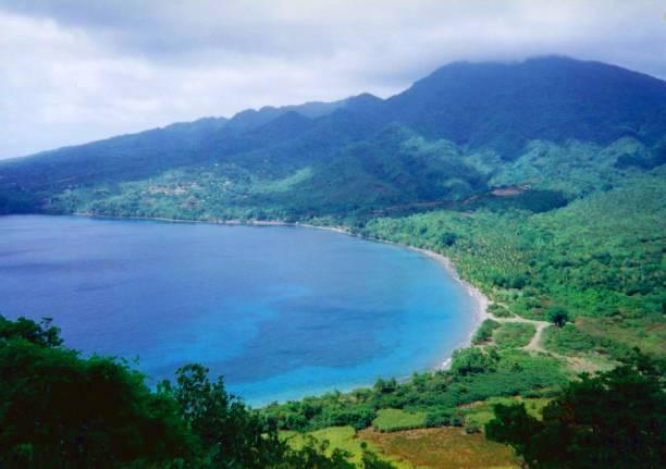 Залив на южном побережье Гаити