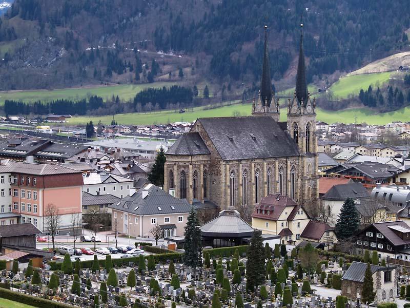 ... / Gasthof St. Johann im Pongau, St. Johann - Alpendorf - Ski amade