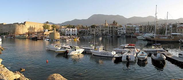 Киренейская гавань - мир, спокойствие, благополучие
