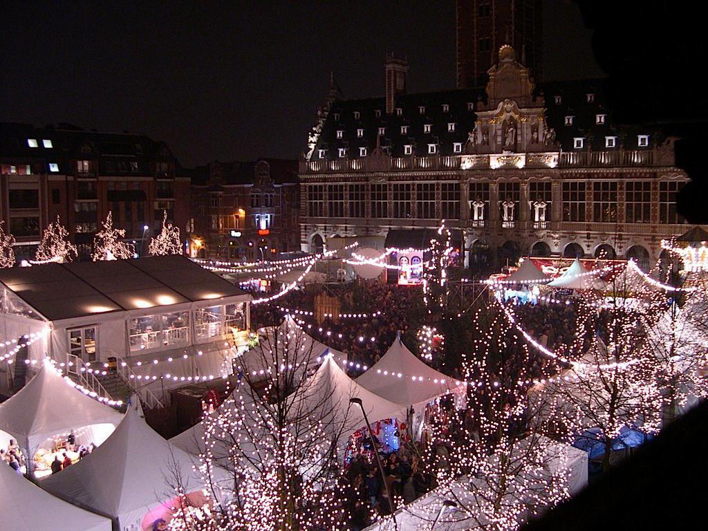 Kerstmarkten in Duitsland en België per bus  Effewegnl