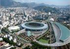 Стадион, построенный к Олимпиаде 2016 в Бразилии