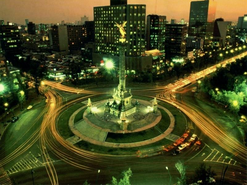 Кольцевая автодорога в Мехико