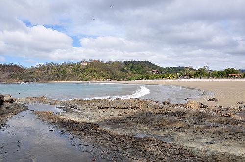 Дикие пляжи Никарагуа