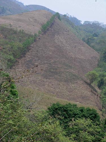 Горные районы Никарагуа
