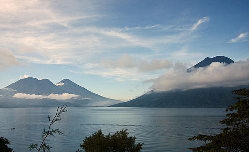 Гватемала - страна вулканов