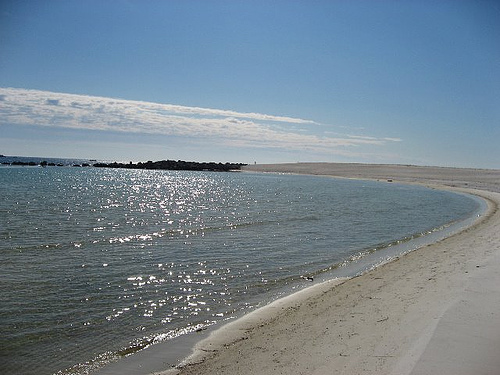 Песчаные пляжи Панамы